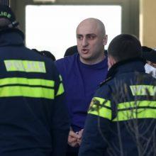 ES sumokėjo užstatą, kad būtų paleistas Sakartvelo opozicijos lyderis N. Melija