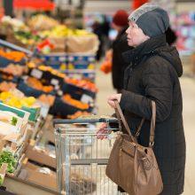 R. Vainienė: jokių susitarimų, kad parduotuvės per šventes nedirbs, nebuvo