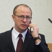 R. Malinauskas siekia taikiai baigti teisinį ginčą dėl sodybos ant Ratnyčios kranto