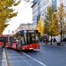 Vilniaus planuose – alkoblokus įdiegti visame viešajame transporte