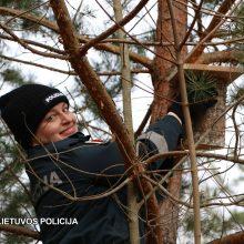 Lietuvos policija vienus inkilus keičia kitais