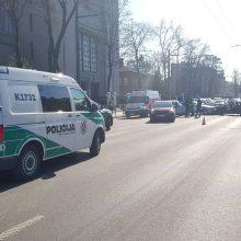 Kaune – dvi masinės avarijos beveik vienu metu, prireikė ir medikų