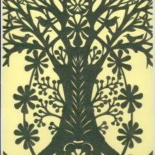 Tradicijos: pavasario švenčių puošmena – Gyvybės medis.