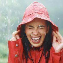 Orai: artimiausiomis dienomis karščius keis lietus