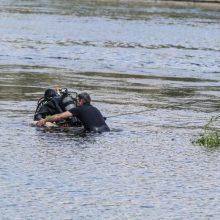 Šilutės rajone upėje paskendo vyras