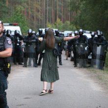 Policija su Rūdninkų bendruomene tarėsi dėl migrantų apgyvendinimo: buvo ir diskusijų, ir ginčų