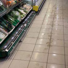 """Ramučių gyventojams trūko kantrybė: čia esanti """"Iki"""" parduotuvė – didžiausia gėda"""