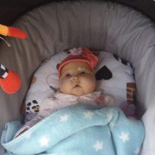 Medike dirbanti sunkiai sergančio kūdikio mama: Lietuvoje gydymo nėra