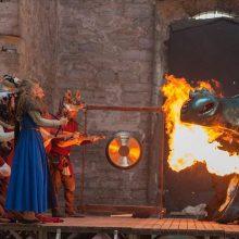Šilainiuose šėls viduramžių aistros