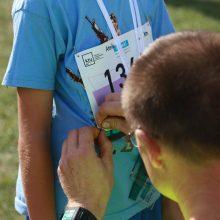 Suabejojo sąžiningumu: KTU bėgime dalyvavęs mažametis liko be rezultato