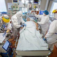 Kauno ligoninės atstovas: koronavirusas – tai rusiška ruletė