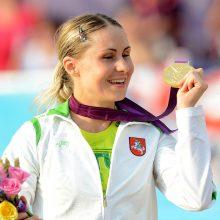 L. Asadauskaitė-Zadneprovskienė ketvirtą kartą tapo Europos čempione!