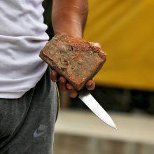 Vilniuje ir rajone – kruvini įvykiai, peiliais sužaloti du žmonės
