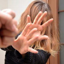 Žodinį sutuoktinių konfliktą vainikavo smūgių lavina