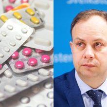 A. Verygos ministerija siūlo nustatyti paciento gydymo kainos ribą – 30 tūkst. eurų