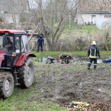 Kretingos ir Klaipėdos rajonuose – dvi tragiškos žūtys