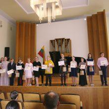 Pirmasis respublikinis J. Gruodžio pianistų konkursas