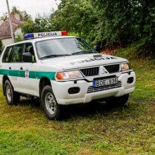 Akmenės rajone nužudytas vyras, sulaikyti du įtariamieji