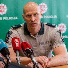 Korupcijos skandalas Kauno policijoje: tarp sulaikytųjų – ir padalinio vadovas