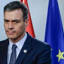 Ispanijos premjeras: jokios nepriklausomybės Katalonijai