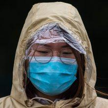 Japonija nelauks blogiausio: evakuos pavojingo viruso epicentre atsidūrusį miestą