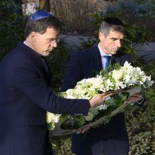 Nyderlandai pirmą kartą atsiprašė už žydų persekiojimą karo metais