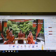 Specialieji efektai ir virtualūs svečiai: Kinijos vestuvės persikėlė į internetą