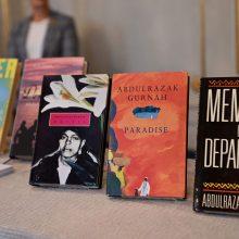 2021-ųjų Nobelio literatūros premija paskirta prozininkui A. Gurnah