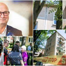 Kauno meras imasi spręsti griūvančio namo problemos