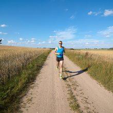 R. Tarasevičius: šiuo metu pagrindinis mano darbas – maratonas