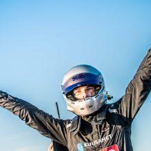 """Aurum 1006 km"" lenktynėse triumfavo ""Porsche"" važiavusi Gelžinių komanda!"
