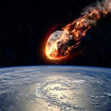 Nereikia ir asteroidų: išsiaiškino, kas prieš milijonus metų sukėlė masinį išmirimą