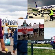 Ekspertas pataria: skristi – tik įsitikinus, kad lėktuvas netūps Baltarusijoje ar Rusijoje