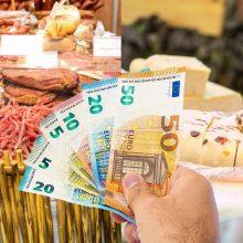 Prekybininkai: lietuviška produkcija pabrango ir dar brangs