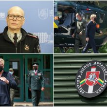 VSAT vadas: Minske yra apie 1,5 tūkst. nelegalių migrantų, jie bet kada gali pajudėti link mūsų
