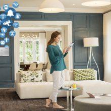 Dirbtinis intelektas namuose – apsaugoti ir prižiūrėti