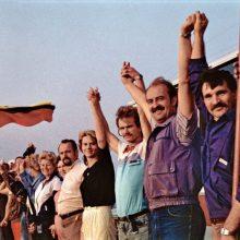 Baltijos kelią kauniečiams primins renginiai Vienybės aikštėje