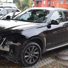 Prabangų BMW apvogė svečių namų teritorijoje Druskininkuose <span style=color:red;>(ieškomi liudininkai)</span>