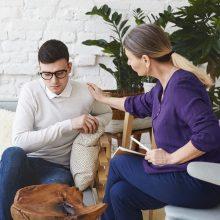 Siekia didesnio medicinos psichologo ir psichoterapijos paslaugų prieinamumo gyventojams