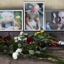 Žuvusių žurnalistų kelyje – deimantai ir šėšėlinė Kremliaus armija