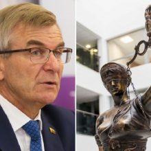 V. Pranckietis: teismų sprendimus turime įgyvendinti, o ne abejoti jais