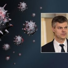 D. Jauniškis: koronaviruso pamoką išmokome – VSD imsis medicininės žvalgybos