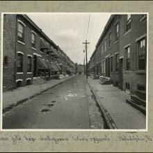 Istorinėse nuotraukose – pirmųjų emigrantų gyvenimai