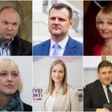 Seimo rinkimai Žirmūnų, Gargždų ir Žiemgalos apygardose: pradedami skaičiuoti balsai