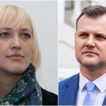 Rinkimai Žirmūnuose: G. Palucką įveikė konservatorė P. Kuzmickienė