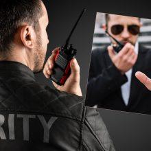Po šūvio sostinėje: apsaugininkai turi teisę panaudoti net fizinę prievartą