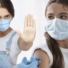 Vyriausybių uždavinys – susikalbėti su antivakseriais: įvardijo būdus, kaip žada tai padaryti