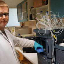 Lietuvos mokslininkas laimėjo prestižinį NASA konkursą