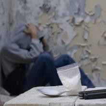 Londone už kokaino platinimą nuteistas lietuvis
