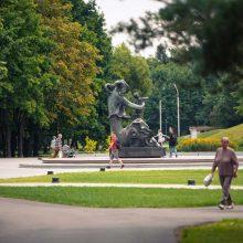 Atidaromas rekonstruotas Draugystės parkas: kas laukia lankytojų?